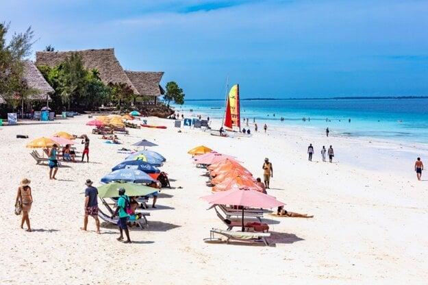 Takto vyzerajú pláže v oblasti Nungwi