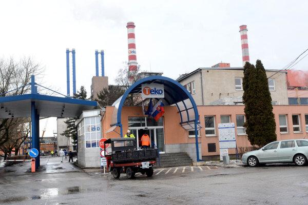 Tepláreň Košice chce vyššiu cenu, o návrhu rozhodne regulačný úrad.