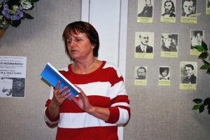 Psychosomatička a spisovateľka Antonie Krzemieňová.
