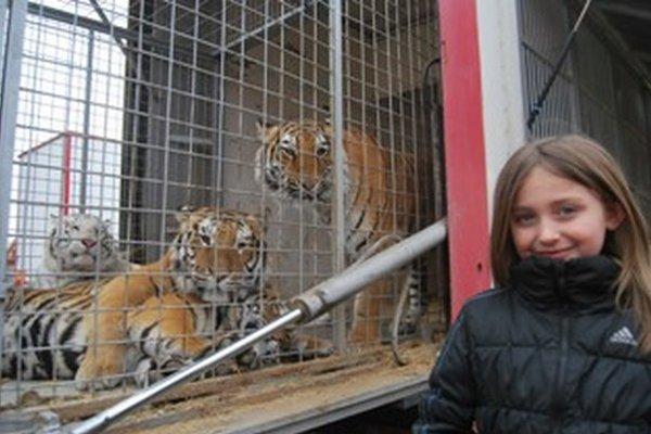 Viktorie Berousková sa možno stane slávnou krotiteľkou