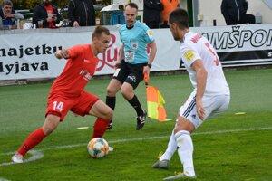 Sereď doma vyhrala nad Spartakom 2:1.