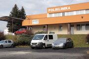 Poliklinika v Detve.