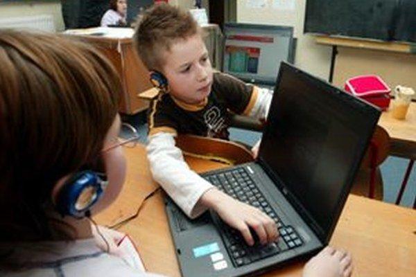 Deti je ťažké od počítača odtrhnúť