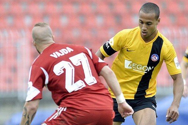 Gino van Kessel sa po pol roku vrátil do Trenčína.