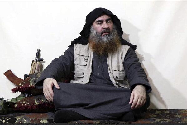 Americkým silám sa v Sýrii podarilo zlikvidovať vodcu extrémistickej organizácie Islamský štát (IS) abú Bakra Baghdádího.