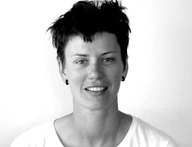 Andrea Froncová z Bratislavského regionálneho ochranárskeho združenia (BROZ)