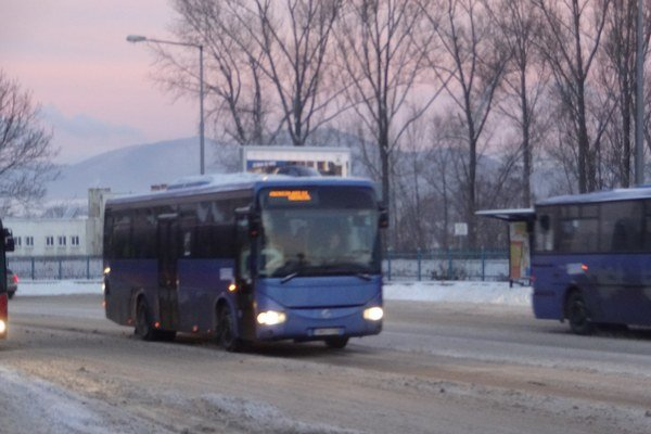 Niektoré autobusy budú mať Wifi.