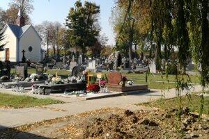 Cintoríny budú otvorené dlhšie.