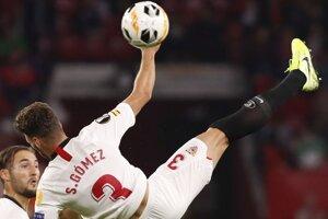 Sergi Gomez, hráč FC Sevilla