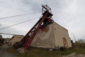 Dominanta poráčskej bane, banská veža.