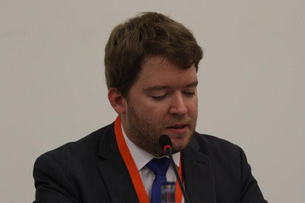 Ábel Ravasz, bývalý splnomocnenec vlády SR pre rómske komunity.