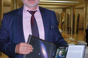 Astrofotograf Zdeněk Bardon