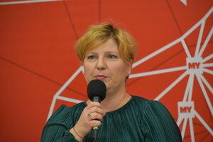 Katarína Šníderová, riaditeľka personálneho oddelenia spoločnosti BROSE Prievidza