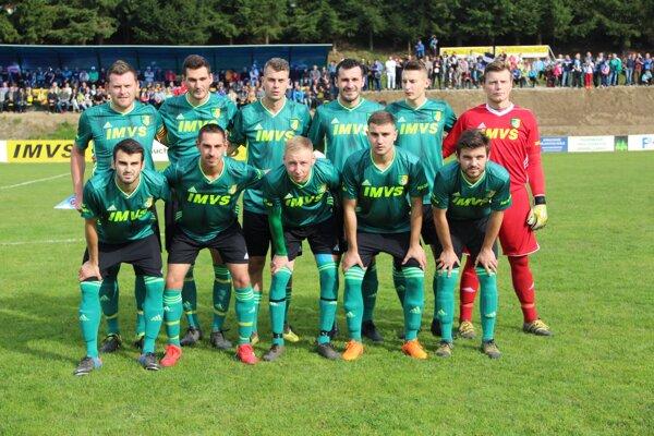 Futbalisti Oravskej Poruby prezimujú na prvej priečke.