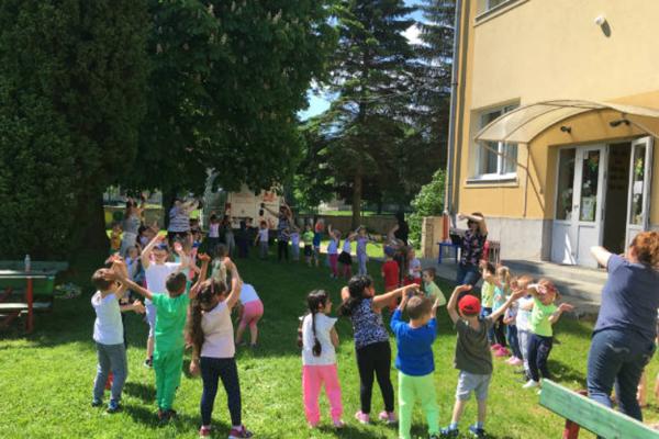 Novostavba vyrastie v areáli súčasnej Spojenej školy v Zborove.