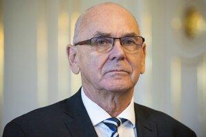 Predseda Najvyššieho kontrolného úradu (NKÚ) Karol Mitrík.