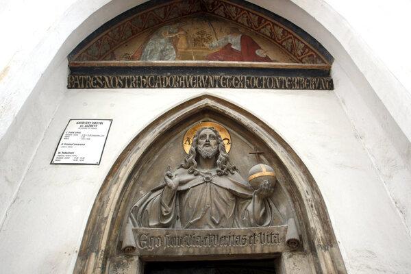 Kostol patrí k najstarším a najvzácnejším v našom regióne.