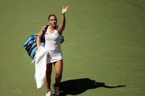 Dominika Cibulková ukončila tenisovú kariéru.