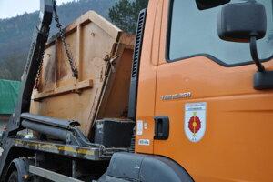 Odpad v regióne odvážajú Technické služby Ružomberok