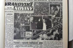 Z archívu Ladislava Krivdu.