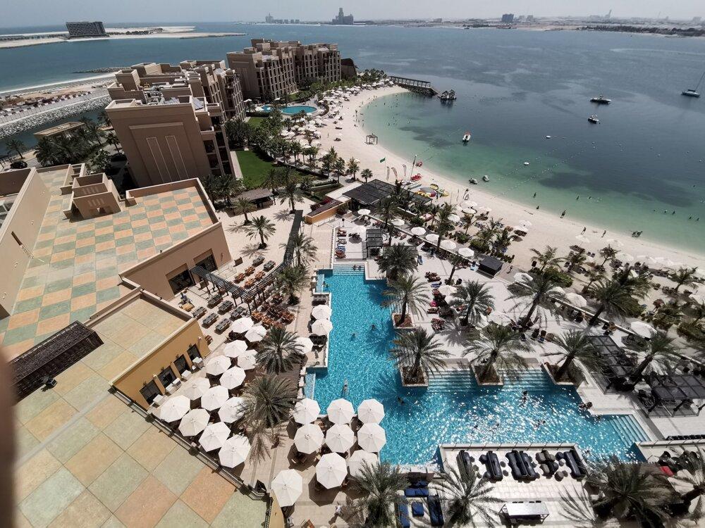 DoubleTree by Hilton Resort Marjan Island 5*, Spojené Arabské Emiráty