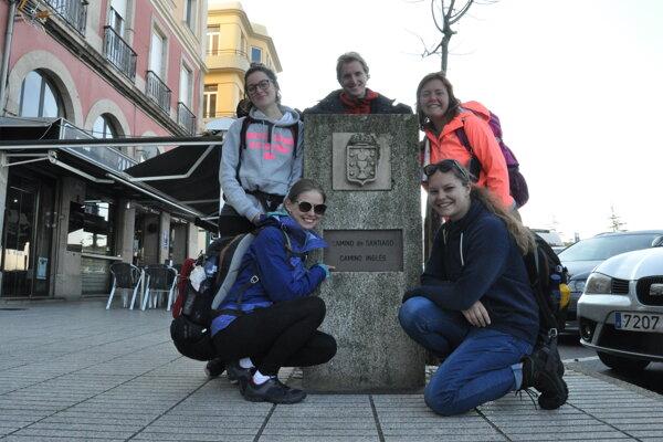 Na výlety chodili Mária Hancková a Katarína Buzášiová pešo, na pešiu púť zlanárili aj spolužiakov.