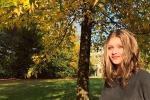 Fiona Borská sa presadila na holandskej univerzite.