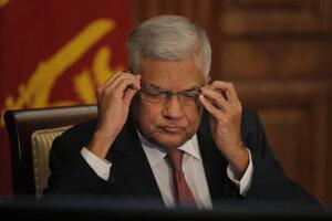 Súčasný premiér Ranil Vikramasinghe plánuje odstúpiť.