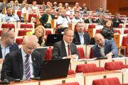 Košickí poslanci budú rozpočet riešiť v decembri.