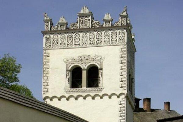 Renesančná zvonica.