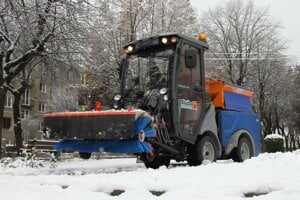 Zimná sezóna v Stropkove sa môže začať.