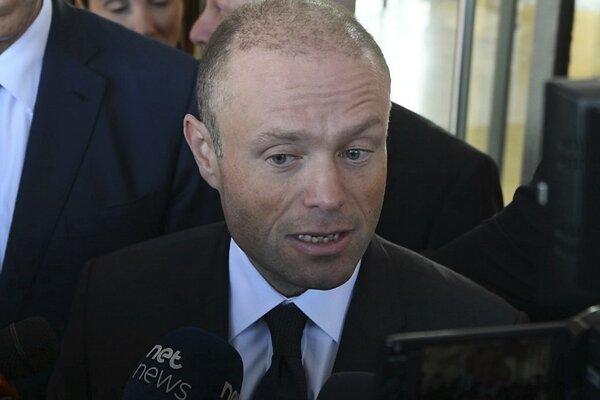 Maltský premiér Joseph Muscat.