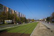 Na električkovej trati natiahli zelený koberec.