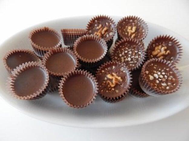 Ľadová čokoláda