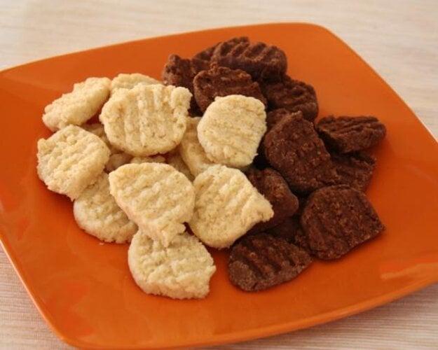 Kokosové keksíky