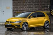Volkswagen Golf siedmej generácie.