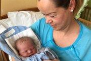 Malý Erik je tisícim bábätkom, ktoré sa narodilo tento rok v levickej pôrodnici.