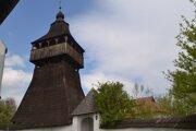 Zvonica v Starej Haliči.