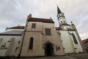 Bazilika sv. Jakuba v Levoči, jej obnovu dokončili po 20 rokoch.