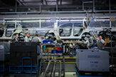 Takto sa vyrábajú elektroautá v Bratislave, Volkswagen má nové modely (fotogaléria)