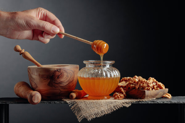Med a orechy patrili medzi najstaršie afrodiziaká u nás.