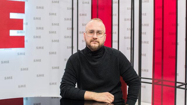 Róbert Slovák v relácii Rozhovory ZKH.