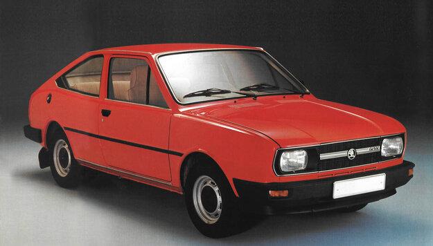 Škoda Garde sa v Bratislave vyrábala v rokoch 1982 až 1985.