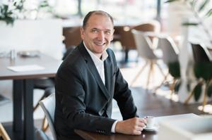 Milan Murcko, generálny riaditeľ YIT Slovakia.