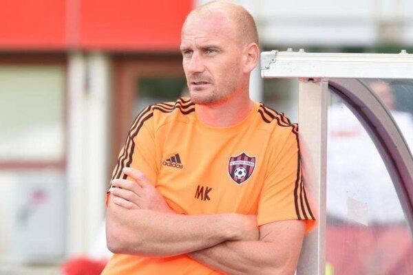 Nový tréner futbalistov KFC Komárno Miroslav Karhan