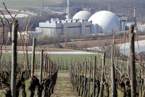 Elektráreň Philippsburg.