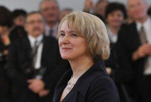 MUDr. Mária Šustrová