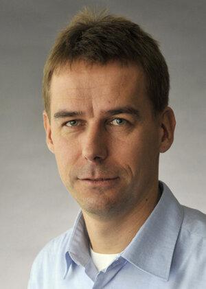 Bývalý novinár a odborník na Blízky východ z Metropolitnej univerzity v Prahe BŘETISLAV TUREČEK.