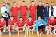 Najlepším mužstvom turnaja sa stali hráči Hontianskej Vrbice.