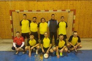 Mužstvo OMM Šurany